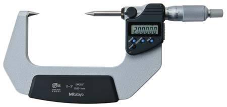 Mitutoyo 112-155 50-75//.01MM POINT MIC