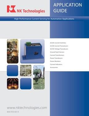 NK Technologies Application Guide